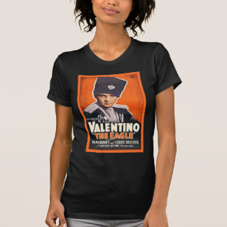Rudolph Valentino Poster Shirt
