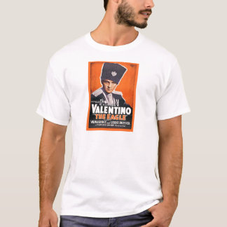Rudolph Valentino Poster T-Shirt