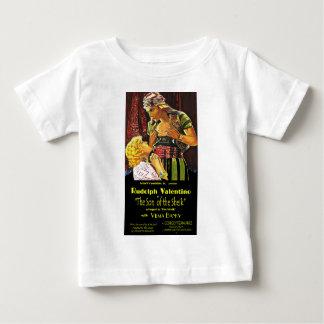 Rudolph Valentino 'Son of Sheik' Poster Shirts