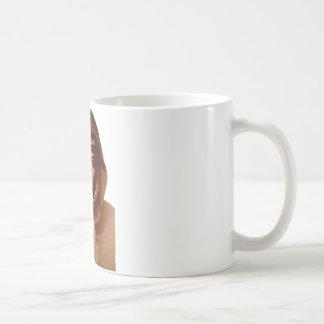 Rudolph Valentino: The Sheik Basic White Mug