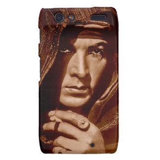 Rudolph Valentino: The Sheik Droid RAZR Cover