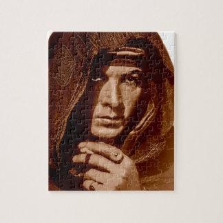 Rudolph Valentino: The Sheik Puzzles