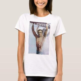 Rudolph Valentino: www.AriesArtist.com T-Shirt