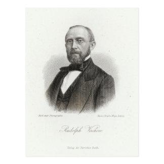 Rudolph Virchow Postcard