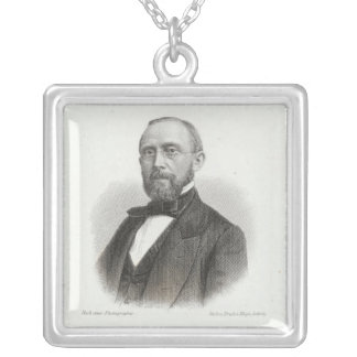 Rudolph Virchow Silver Plated Necklace