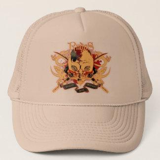 "Rudos Trucker Hat ""Oderint Dum Metuant"""