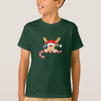 Rudy Candy Cane T-Shirt