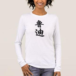 rudy long sleeve T-Shirt