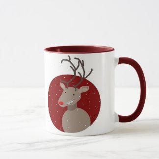 Rudy Reindeer Mug