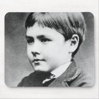 Rudyard Kipling, c.1870 Mouse Pad