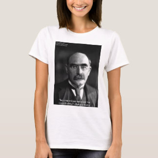 "Rudyard Kipling ""Puppy Love"" Quote Gifts Tees Etc"