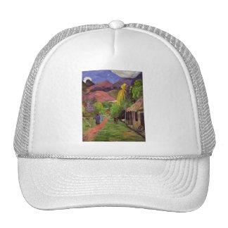 'Rue de Tahiti' - Paul Gauguin Hat