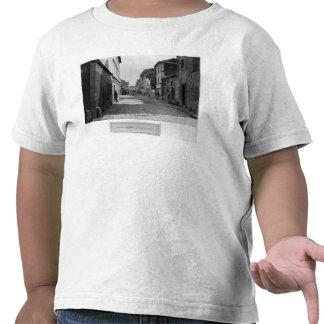 Rue des Anglaises, from rue de Lourcine, Paris Tee Shirts