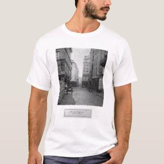 Rue des Bourdonnais  Paris 1858-78 T-Shirt