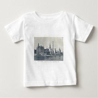 Rue des Nations, River Eine, Paris Expo 1900, Baby T-Shirt