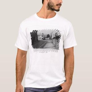 Rue des Saules, Paris, 1858-78 T-Shirt