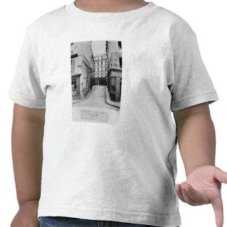 Rue Maitre Albert  Paris, 1858-78 Tshirt
