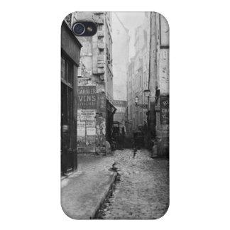 Rue Tirechape, from rue de Rivoli, Paris Cases For iPhone 4