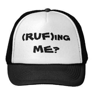 (RUF)ing ME? Mesh Hat