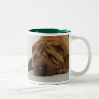 Ruff Morning Mugs