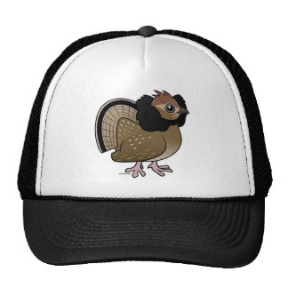 Ruffed Grouse Cap