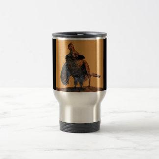 Ruffed Grouse (Pennsylvania) Stainless Steel Travel Mug