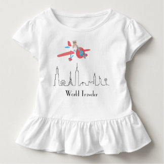 Ruffle Toddler T-shirt