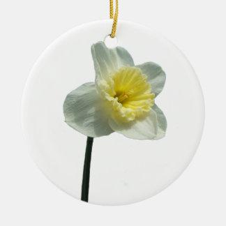 Ruffled Daffodil ~ ornament