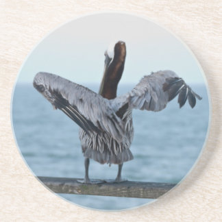 Ruffled Feathers Coaster