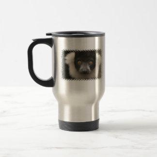 Ruffled Lemur  Travel Mug