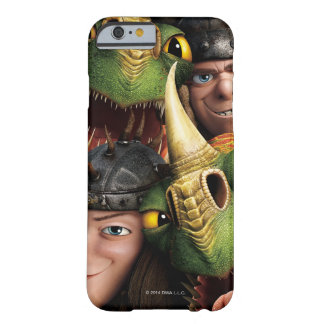 Ruffnut, Tuffnut & Belch, Barf Barely There iPhone 6 Case