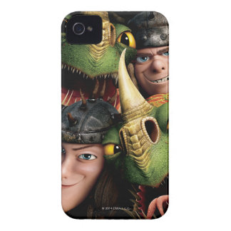 Ruffnut, Tuffnut & Belch, Barf iPhone 4 Cases