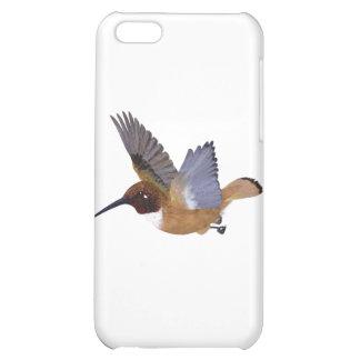 Rufous Hummingbird Male iPhone 5C Cases