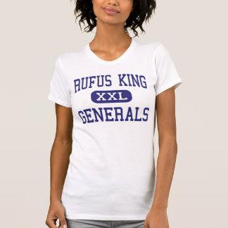 Rufus King - Generals - High - Milwaukee Wisconsin T Shirts