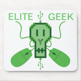 Rug for mouse Logo Elite Geek - M1 Mouse Mat