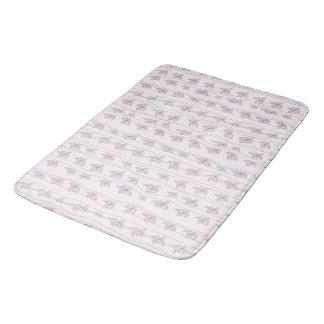 Rug of bath bath mats