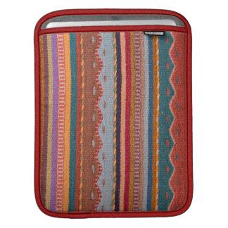 Rug patterns iPad sleeve