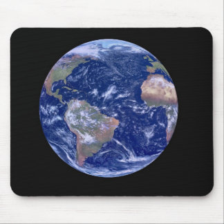 Rug planet Earth Mouse Mat