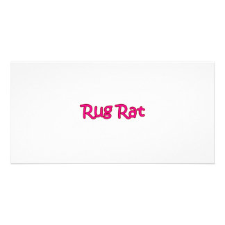 Rug Rat Picture Card