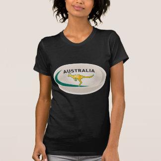 Rugby Ball Australia kangaroo wallaby T-shirts