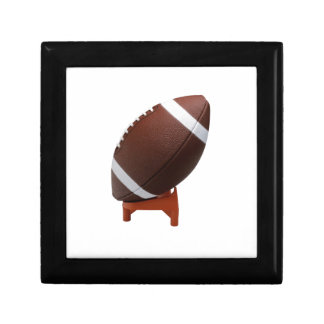 Rugby Ball Small Square Gift Box