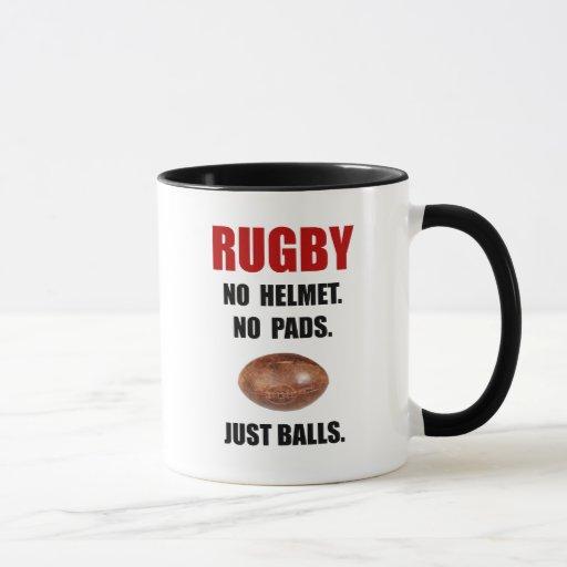 Rugby Balls Mug