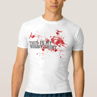 Rugby Blood T-shirts