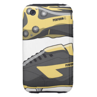 Rugby boots iPhone 3 tough case