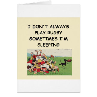 rugby cards