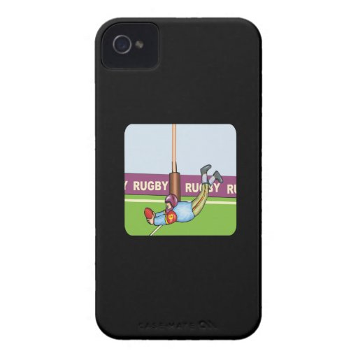 Rugby Case-Mate iPhone 4 Case
