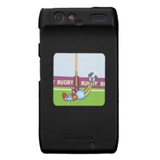 Rugby Motorola Droid RAZR Case