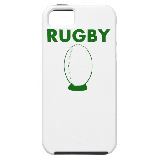 Rugby iPhone 5/5S Case