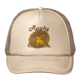Rugby chick #6 cap