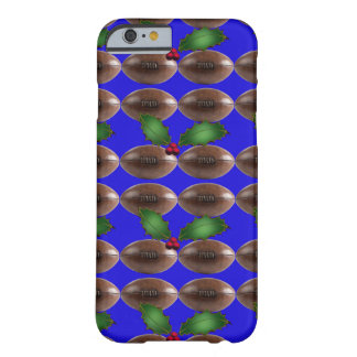 Rugby Christmas iPhone 6 Case